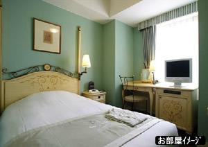 ANA・SFJ利用・東京!ホテルモントレ ラ・スールギンザ/フリープラン