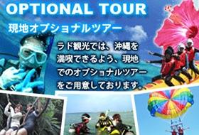 沖縄の現地オプショナルツアー(石垣島・宮古島)半日ツアーならラド観光にお任せ!