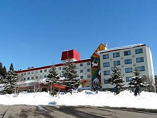 【WEB限定/50周年企画・1月平日SP】★鷲ヶ岳高原ホテル新館イメージ画像