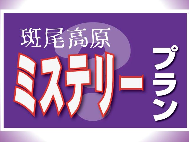 WEB限定!ミステリーツアー★斑尾高原リフト券付