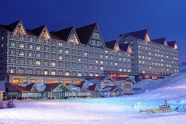 【エコプラン】ホテルグリーンプラザ白馬 コルチナリフト券付イメージ画像