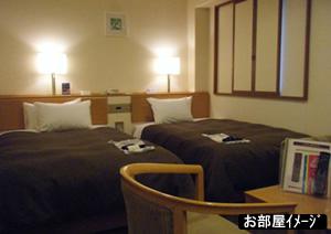 福岡発静岡 FDAで行く・スマイルホテル静岡/フリープラン
