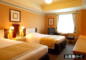 山形発札幌 FDAで行く・ホテルモントレエーデルホフ札幌/フリープラン