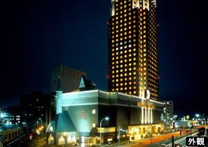 福岡発北海道 全日空で行く・ホテルエミシア札幌/フリープラン
