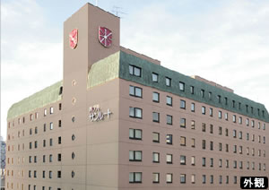 山形発札幌 FDAで行く・ホテルサンルートニュー札幌/フリープラン