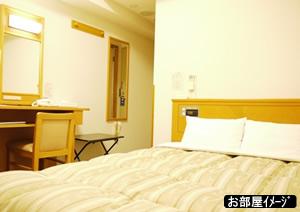 福岡発新潟 FDAで行く・ホテルルートイン新潟県庁南/フリープラン