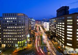 小松発福岡 ANAで行くフリープラン3日間♪