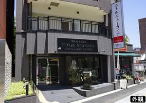新潟発福岡 FDAで行く・【男性専用】ホテルニューガイア イン中洲東/フリープラン