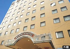 静岡発福岡 FDAで行く・博多駅前S・Bホテル/フリープラン