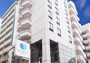 静岡発福岡 FDAで行く・スカイハートホテル博多/フリープラン