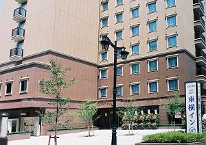 静岡発熊本 FDAで行く・東横イン熊本新市街/フリープラン