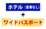 【GoToトラベル事業支援対象】A便/三交イン名古屋錦宿泊(ワイドパスポート1日券付)プラン