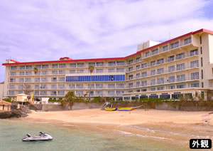 福岡発沖縄 全日空で行く・究極の沖縄 ホテルみゆきビーチ/レンタカープラン