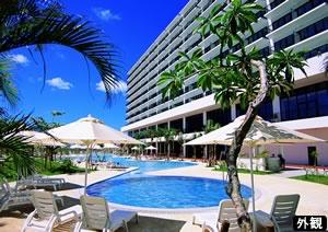【SFJで行く】沖縄リゾート サザンビーチホテル&リゾート沖縄 4日間