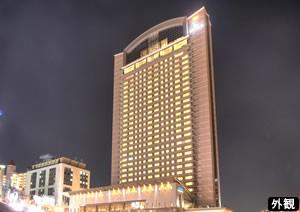 鹿児島発関西 ANAで行く♪ホテル京阪ユニバーサル・タワー