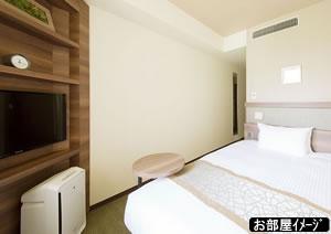 福岡発大阪 全日空で行く・ホテル京阪淀屋橋/フリープラン