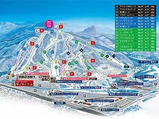 マイカー日帰り/軽井沢プリンスホテルスキー場 リフト券付