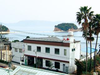 小豆島への夏旅!海辺の宿 入舟宿泊(1泊食事なし)