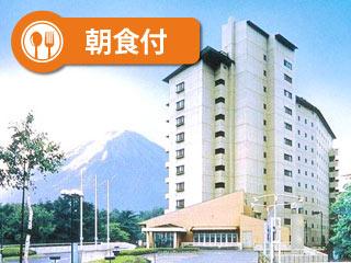 関西発バスプラン:ホテルレジーナ河口湖(1泊朝食)フリーパス券付