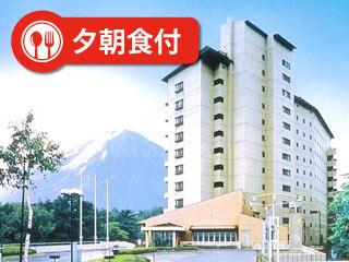 関西発バスプラン:ホテルレジーナ河口湖(1泊2食)フリーパス券付