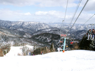 《バスのみ》朝発後発便往路のみ 今庄365スキー場 クイックライナーバスプラン