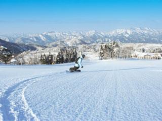 《バスのみ》朝発先発便往路のみ スキージャム勝山 大阪発クイックライナーバスプラン