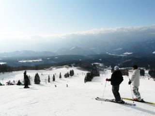 《バスのみ》朝発先発便往路のみ 鷲ヶ岳スキー場 クイックライナーバスプラン