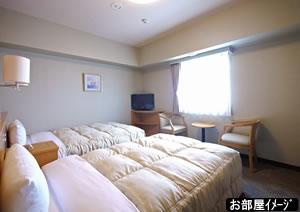【小牧/山形】旅ColorFull ホテルルートイン酒田1泊(10月-3月)