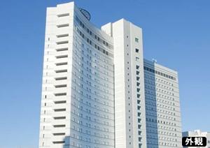 福岡発東京 全日空で行く・TDRへの旅 東京ベイ有明ワシントンホテル/1dayパスポート付