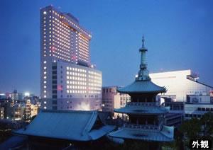 ビジ旅 第一ホテル両国 1泊プラン