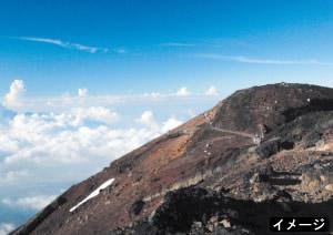 福岡発東京 全日空で行く・世界遺産 富士登山ツアー2日間(山小屋宿泊)