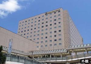 熊本発東京 ANAで行く♪オリエンタルホテル東京ベイ