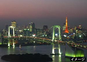 福岡発東京 ANAで行くフリープラン3日間♪