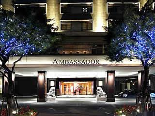 SFJで行く名古屋発 フリープラン台北 アンバサダーホテル台北 2日間