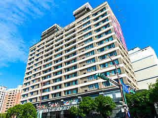 SFJで行く北九州発 フリープラン台北 台北ガーデンホテル 3日間