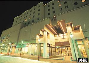 福岡発北海道 全日空で行く・Mt.レースイ ゆうばりホテル シューパロ/フリープラン