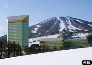 福岡発東北 全日空で行く・安比高原 ホテル安比グランド<タワー>/フリープラン