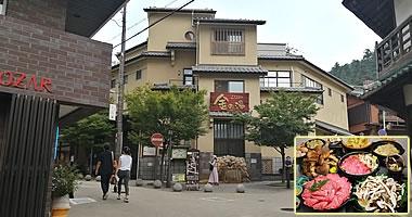 『松茸&三田牛』すき焼き食べ放題と初秋の篠山城・有馬温泉街を湯けむり散策日帰りバスツアー