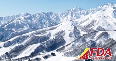 白馬・八方尾根スキー&スノーボードツアー