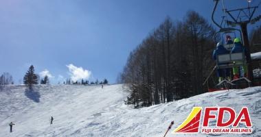 Mt.乗鞍スノーリゾートスキー&スノーボードツアー