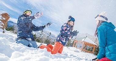 丸沼高原スキー場で春スキー日帰りバスツアー