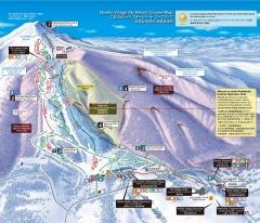 ニセコビレッジスキーリゾートゲレンデマップ
