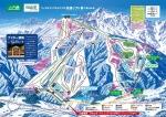 エイブル白馬五竜&Hakuba47ゲレンデマップ