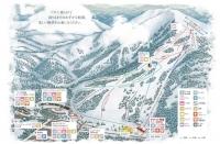 ニセコアンヌプリ国際スキー場ゲレンデマップ