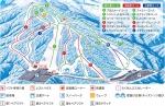 グランディ羽鳥湖スキーリゾートゲレンデマップ