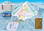 湯の丸スキー場ゲレンデマップ