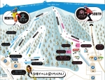 佐久スキーガーデンパラダゲレンデマップ