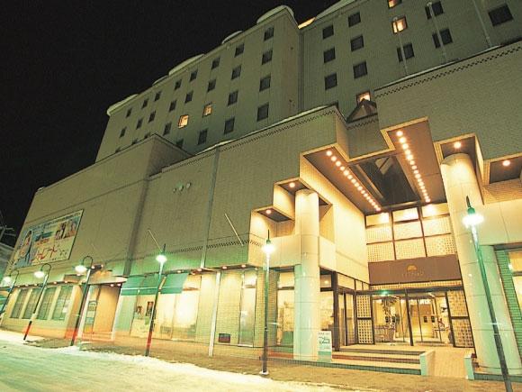 1名1室特集inマウントレースイスキー場<br>ホテルシューパロイメージ画像