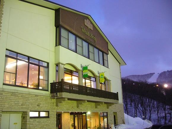 堺屋森のホテル ヴァルトベルク