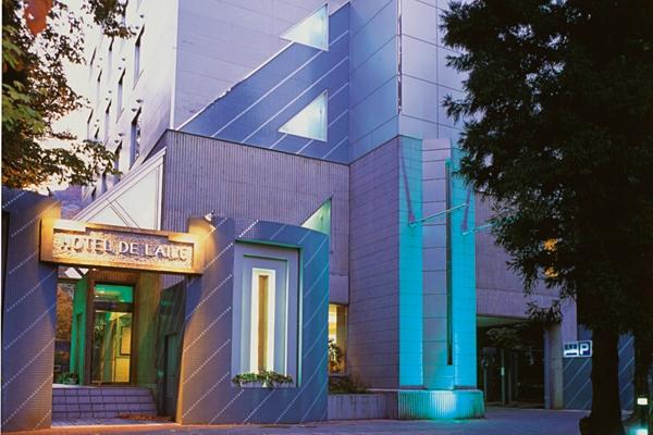 【エコプラン】ホテル・ドゥ・エール 八方尾根リフト券付イメージ画像